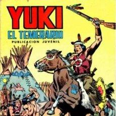 Tebeos: YUKI EL TEMERARIO-SELECCIÓN AVENTURERA- Nº 1 -UN WESTERN FANTASTICO-1976-GRAN F.AMORÓS-BUENO-5097. Lote 274630378