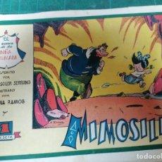 Tebeos: EL CUENTO DE LA NIÑA MIMOSA. MIMOSILLA. N. 41. Lote 275091183