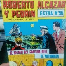Tebeos: ROBERTO ALCÁZAR Y PEDRIN. EXTRA N. 56. Lote 275103113