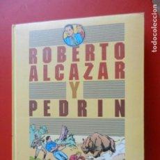 Tebeos: ROBERTO ALCAZAR Y PEDRÍN - Nº 1 - EDICIONES BRUCH 1990.. Lote 275485528