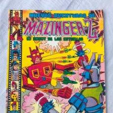 Tebeos: COMIC NUEVAS AVENTURAS DE MAZINGER Z EL ROBOT DE LAS ESTRELLAS, Nº 23. Lote 275703458