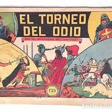 Tebeos: ORIGINAL EL GUERRERO DEL ANTIFAZ Nº 4. EL TORNEO DEL ODIO. Lote 275858713