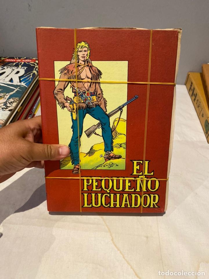 EL PEQUEÑO LUCHADOR. EDITORIAL VALENCIANA, AÑOS 70.ENCUADERNO NÚMERO 7 COMPLETO (Tebeos y Comics - Valenciana - Pequeño Luchador)