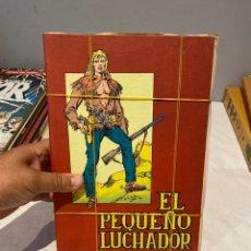 Tebeos: EL PEQUEÑO LUCHADOR. EDITORIAL VALENCIANA, AÑOS 70.ENCUADERNO NÚMERO 7 COMPLETO. Lote 276020448