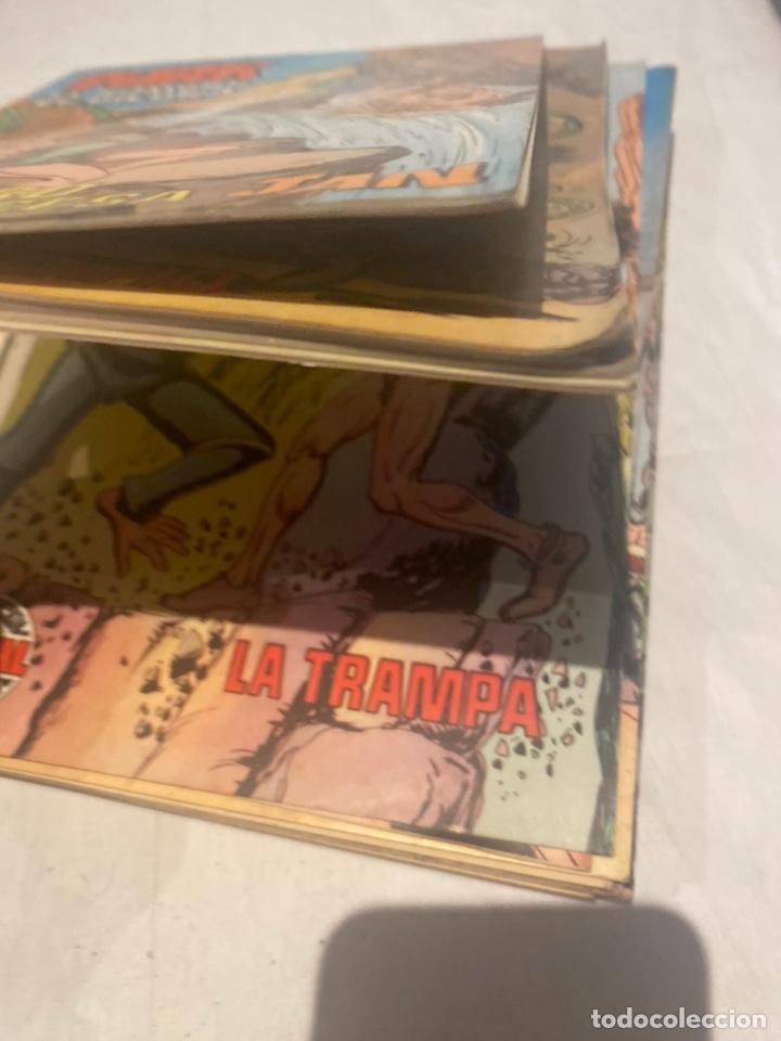 Tebeos: COLECCIÓN PURK EL HOMBRE DE PIEDRA COMPLETA. Encuaderno número 3 con 24 ejemplares de 51 A 75 . - Foto 9 - 276032258