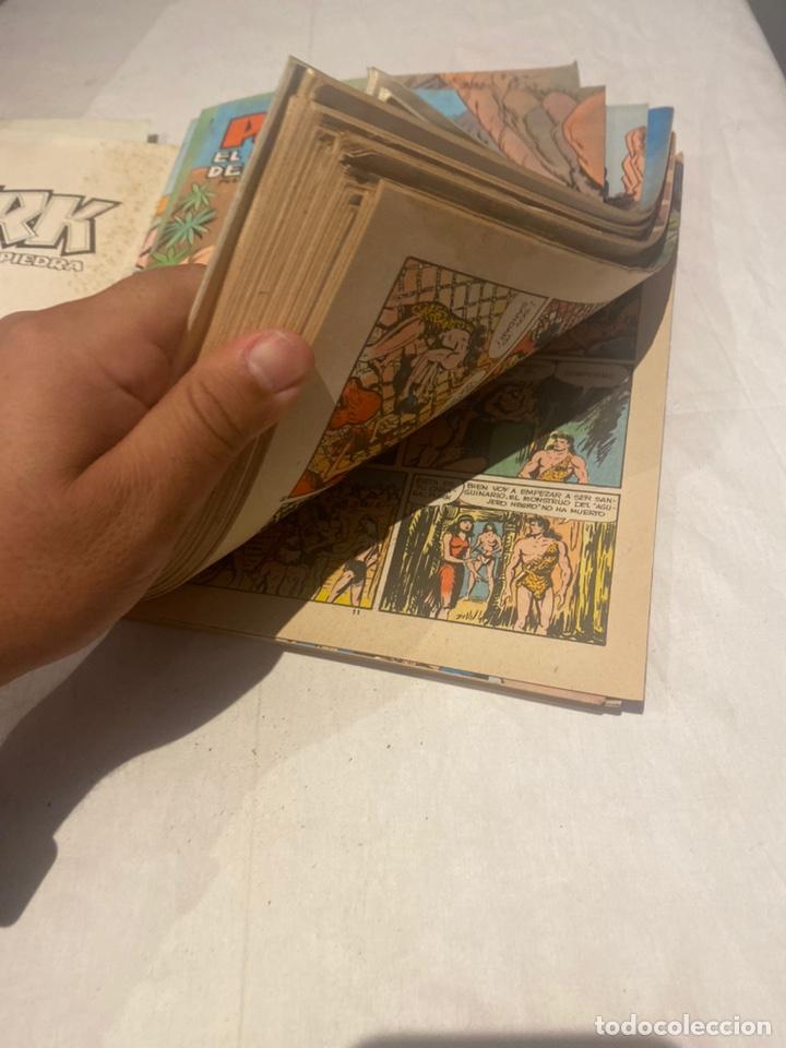 Tebeos: COLECCIÓN PURK EL HOMBRE DE PIEDRA COMPLETA. Encuaderno número 3 con 24 ejemplares de 51 A 75 . - Foto 10 - 276032258