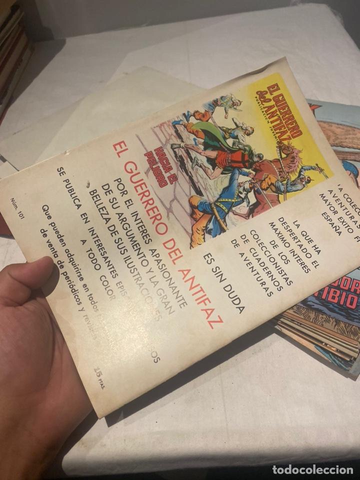 Tebeos: COLECCIÓN PURK EL HOMBRE DE PIEDRA COMPLETA. Encuaderno número 6 con 16 ejemplares de 101A114 más - Foto 7 - 276033423