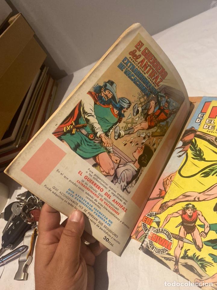 Tebeos: COLECCIÓN PURK EL HOMBRE DE PIEDRA COMPLETA. Encuaderno número 6 con 16 ejemplares de 101A114 más - Foto 12 - 276033423
