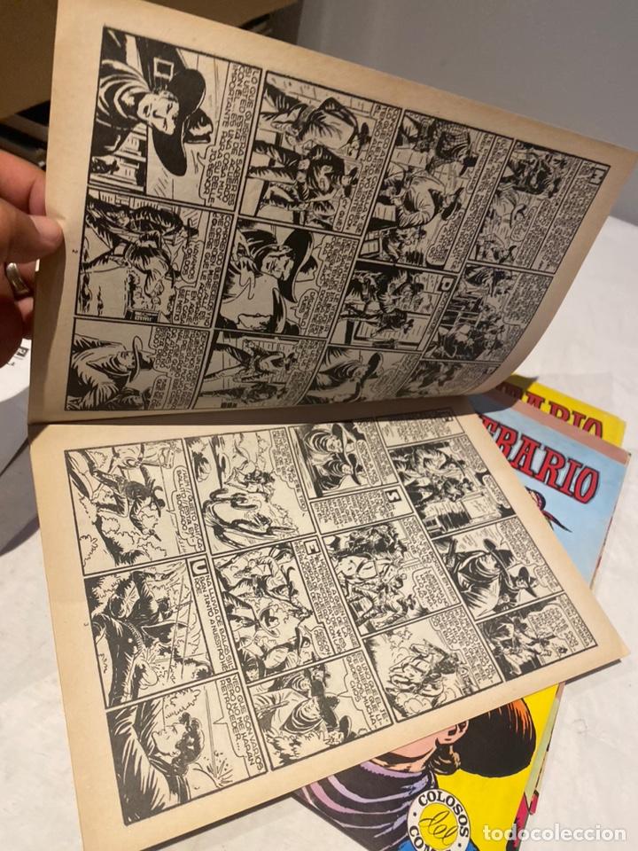 Tebeos: El Temerario. Colosos de Comic. Completa. 10 Ejemplares. Manuel Gago. tebeni Valenciana 1981. MBE - Foto 9 - 276036958