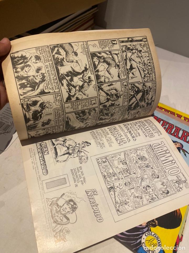 Tebeos: El Temerario. Colosos de Comic. Completa. 10 Ejemplares. Manuel Gago. tebeni Valenciana 1981. MBE - Foto 10 - 276036958
