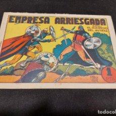 Tebeos: EL GUERRERO DEL ANTIFAZ / 42 / EMPRESA ARRIESGADA / ORIGINAL / USO NORMAL DE LA ÉPOCA.. Lote 276189193