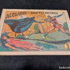 Livros de Banda Desenhada: EL GUERRERO DEL ANTIFAZ / 36 / ACOSADOS POR LOS JINETES NEGROS / USO NORMAL DE LA ÉPOCA.. Lote 276191223