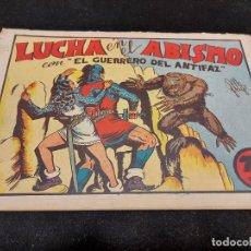 Livros de Banda Desenhada: EL GUERRERO DEL ANTIFAZ / 17 / LUCHA EN EL ABISMO / USO NORMAL DE LA ÉPOCA.. Lote 276193543
