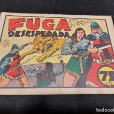 Livros de Banda Desenhada: EL GUERRERO DEL ANTIFAZ / 16 / FUGA DESESPERADA / USO NORMAL DE LA ÉPOCA.. Lote 276193808