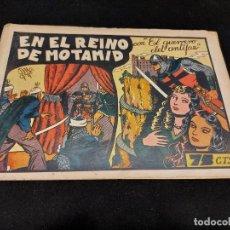 Livros de Banda Desenhada: EL GUERRERO DEL ANTIFAZ / 14 / EN EL REINO DE MOTAMID / USO NORMAL DE LA ÉPOCA.. Lote 276194033
