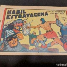Livros de Banda Desenhada: EL GUERRERO DEL ANTIFAZ / 13 / HABIL ESTRATAGEMA / USO NORMAL DE LA ÉPOCA.. Lote 276194243