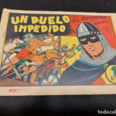 Livros de Banda Desenhada: EL GUERRERO DEL ANTIFAZ / 12 / UN DUELO IMPEDIDO / USO NORMAL DE LA ÉPOCA.. Lote 276194523