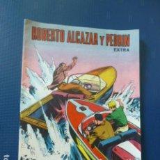 Tebeos: ROBERTO ALCAZAR Y PEDRIN DE VALENCIANA EXTRA Nº 45. Lote 276480148