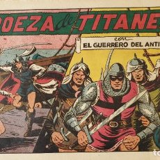 Tebeos: PROEZA DE TITANES. Lote 276484993
