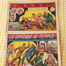 Tebeos: EL CASTILLO MALDITO Y OTROS. Lote 276486533