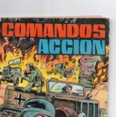 Tebeos: COMANDOS EN ACCION Nº 2. Lote 276557658