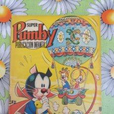 Tebeos: COMICS SUPER PUMBY EDITORIAL VALENCIANA. Lote 276701253