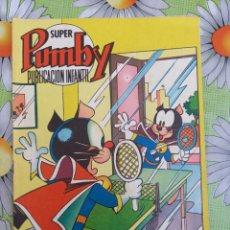 Livros de Banda Desenhada: COMICS SUPER PUMBY EDITORIAL VALENCIANA. Lote 276701463