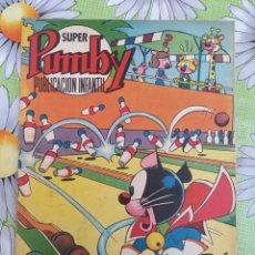 Tebeos: COMICS SUPER PUMBY EDITORIAL VALENCIANA. Lote 276701708