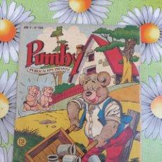Tebeos: COMICS PUMBY N.105 EDITORIAL VALENCIANA. Lote 276702153