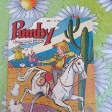 Tebeos: COMICS PUMBY N.110 EDITORIAL VALENCIANA. Lote 276702408
