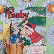 Tebeos: COMICS PUMBY N.113 EDITORIAL VALENCIANA. Lote 276702818