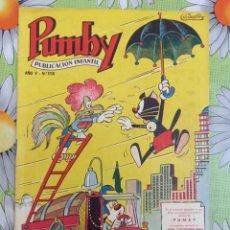 Tebeos: COMICS PUMBY N.115 EDITORIAL VALENCIANA. Lote 276703523