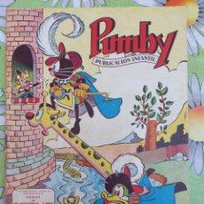 Livros de Banda Desenhada: COMICS PUMBY N.118 EDITORIAL VALENCIANA. Lote 276704283