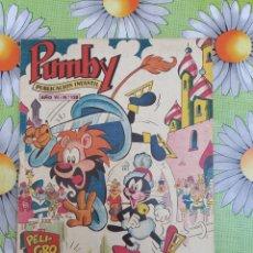 Tebeos: COMICS PUMBY N.128 EDITORIAL VALENCIANA. Lote 276705373