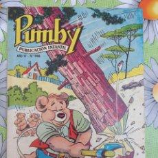 Tebeos: COMICS PUMBY N.146 EDITORIAL VALENCIANA. Lote 276706598