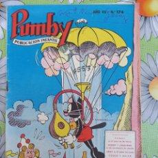 Tebeos: COMICS PUMBY N.174 EDITORIAL VALENCIANA. Lote 276707848