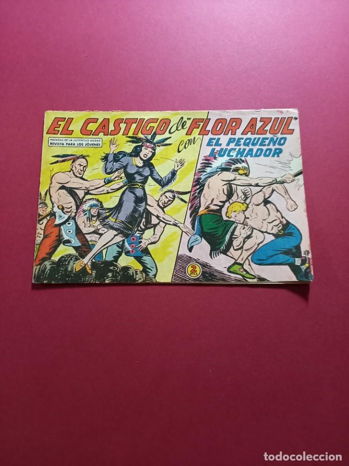 EL PEQUEÑO LUCHADOR Nº 147 -ORIGINAL - (Tebeos y Comics - Valenciana - Pequeño Luchador)