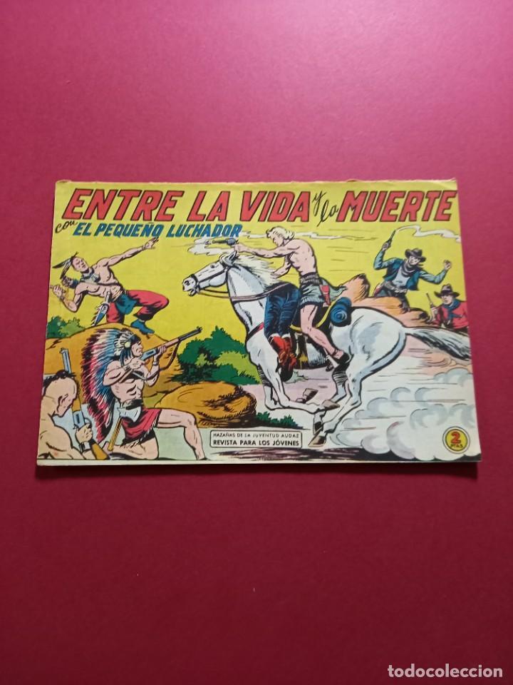 EL PEQUEÑO LUCHADOR Nº 149 -ORIGINAL - (Tebeos y Comics - Valenciana - Pequeño Luchador)