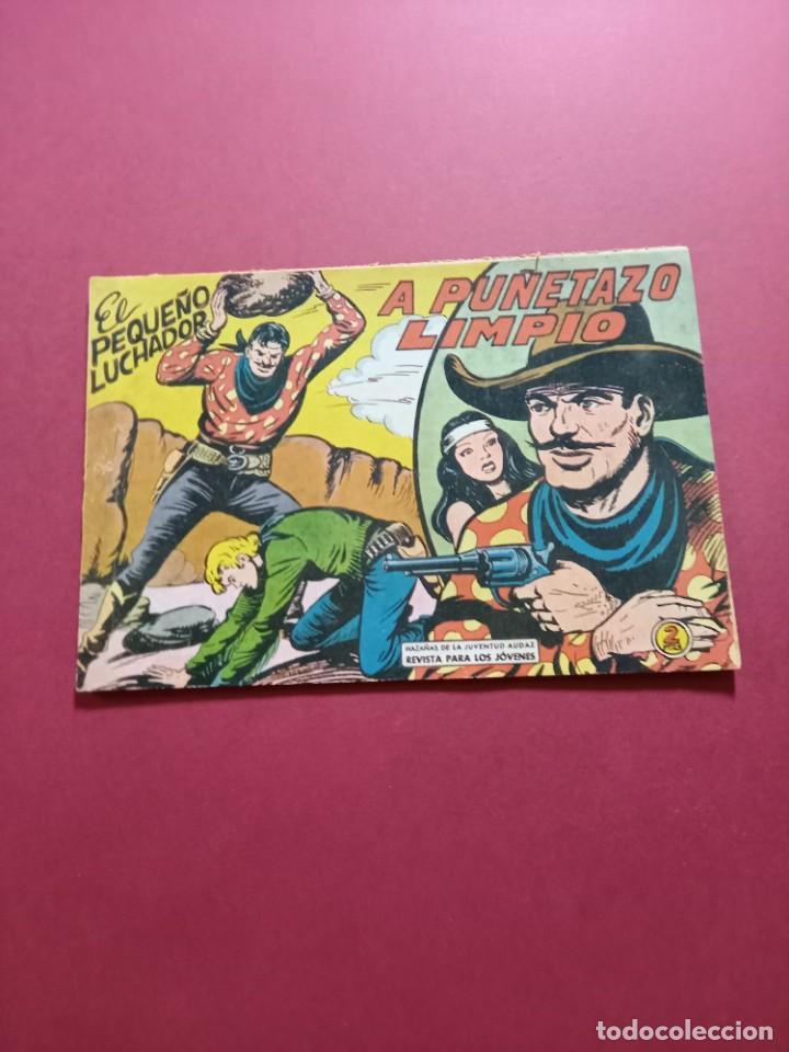 EL PEQUEÑO LUCHADOR Nº 150 -ORIGINAL - (Tebeos y Comics - Valenciana - Pequeño Luchador)