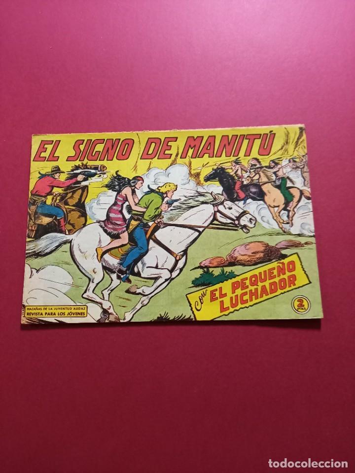 EL PEQUEÑO LUCHADOR Nº 152 -ORIGINAL - (Tebeos y Comics - Valenciana - Pequeño Luchador)