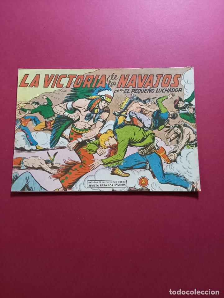 EL PEQUEÑO LUCHADOR Nº 154 -ORIGINAL - (Tebeos y Comics - Valenciana - Pequeño Luchador)