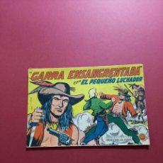 Tebeos: EL PEQUEÑO LUCHADOR Nº 164 -ORIGINAL -. Lote 277016218