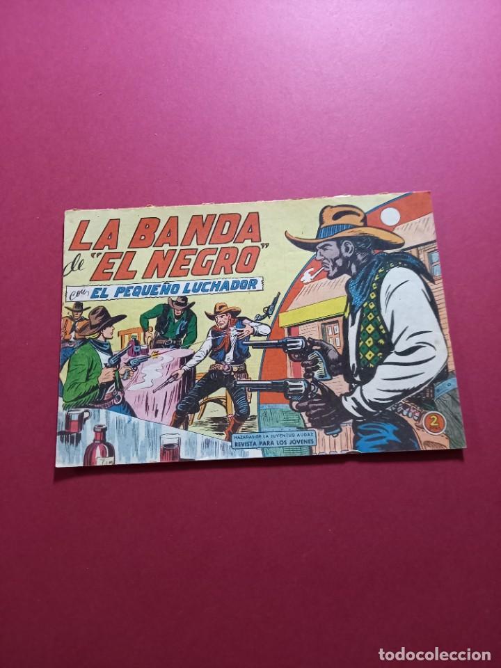 EL PEQUEÑO LUCHADOR Nº 165 -ORIGINAL - (Tebeos y Comics - Valenciana - Pequeño Luchador)