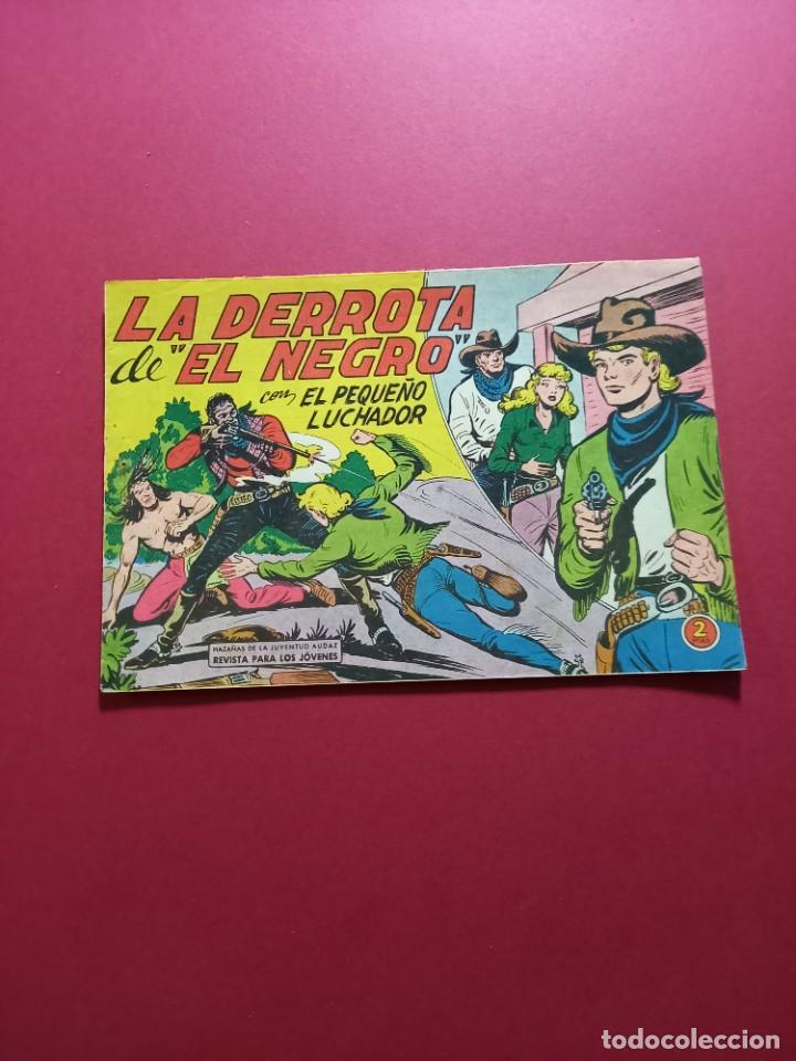 EL PEQUEÑO LUCHADOR Nº 167 -ORIGINAL - (Tebeos y Comics - Valenciana - Pequeño Luchador)