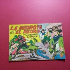 Tebeos: EL PEQUEÑO LUCHADOR Nº 167 -ORIGINAL -. Lote 277016563