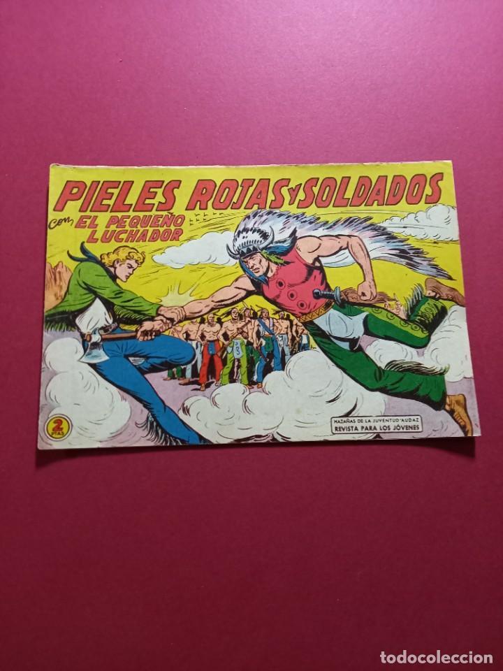 EL PEQUEÑO LUCHADOR Nº 169 -ORIGINAL - (Tebeos y Comics - Valenciana - Pequeño Luchador)