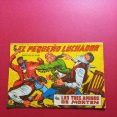 Tebeos: EL PEQUEÑO LUCHADOR Nº 217 -ORIGINAL -. Lote 277020078