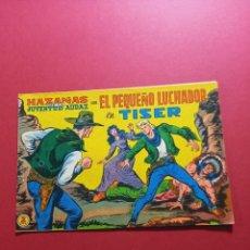 Tebeos: EL PEQUEÑO LUCHADOR Nº 222 -ORIGINAL -. Lote 277020578