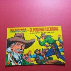 Tebeos: EL PEQUEÑO LUCHADOR Nº 224 -ORIGINAL -. Lote 277020993