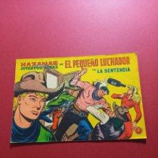 Tebeos: EL PEQUEÑO LUCHADOR Nº 240 -ORIGINAL -. Lote 277022233
